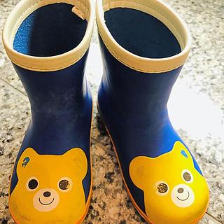 ミキハウス(mikihouse)のミキハウス 長靴 レインブーツ 16(長靴/レインシューズ)