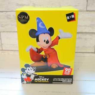 ディズニー(Disney)の【レア】ミッキー90周年記念フィギュア(その他)