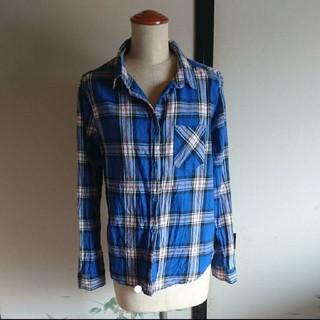 アナップラティーナ(ANAP Latina)のANAP チェックシャツ(シャツ/ブラウス(長袖/七分))
