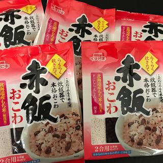 イチビキ 赤飯おこわ5袋(米/穀物)