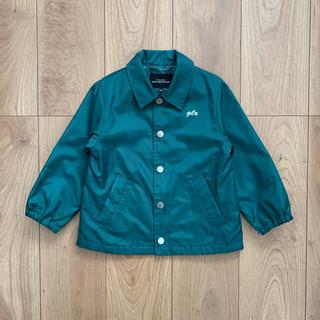 グリーンレーベルリラクシング(green label relaxing)のグリーンレーベルリラクシング ナカワタコーチジャケット 105(ジャケット/上着)