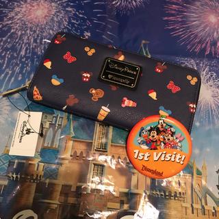 ディズニー(Disney)の【アメリカ限定】パークフード♡長財布(財布)