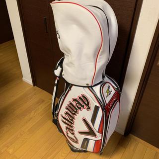 キャロウェイ(Callaway)の美品 限定 レア 9.5型 キャロウェイ キャディバッグ キャディバック ゴルフ(バッグ)