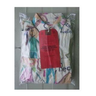 デニムダンガリー(DENIM DUNGAREE)のデニム&ダンガリー クレヨン落書きシャツ 新品 130 120(Tシャツ/カットソー)