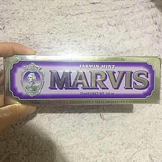 マービス(MARVIS)のMARVIS ジャスミンミント 大サイズ 歯磨き粉 歯みがき(歯磨き粉)