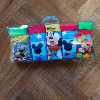 ディズニー(Disney)のディズニーパンツ5枚セット(下着)
