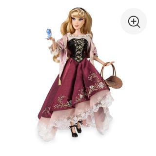 ディズニー(Disney)のオーロラ姫 プリンセス リミテッドドール 眠れる森の美女 フィギュア ドール(アニメ/ゲーム)