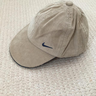 ナイキ(NIKE)のナイキ キャップ 48センチコーデュロイ(帽子)