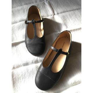 サマンサモスモス(SM2)のSM2 ぺたんこ靴 L サマンサモスモス(バレエシューズ)