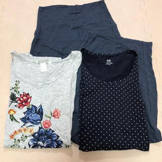 エイチアンドエム(H&M)のマタニティウェアセット H&M マタニティー服(マタニティウェア)
