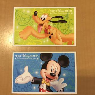 ディズニー(Disney)のDisney ディズニー ペアチケット(遊園地/テーマパーク)