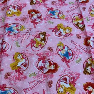 ディズニー(Disney)のプリンセス カット布地(生地/糸)