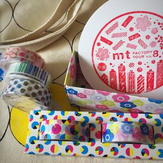エムティー(mt)のmt factory tour(テープ/マスキングテープ)
