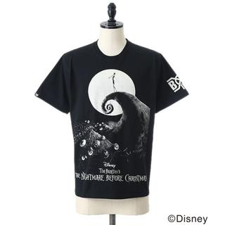 バウンティハンター(BOUNTY HUNTER)のBxH The Nightmare Before Christmas Tシャツ(Tシャツ/カットソー(半袖/袖なし))
