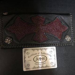 エーアンドジー(A&G)の長財布(長財布)
