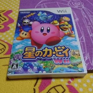 ウィー(Wii)のwii 星のカービィ(家庭用ゲームソフト)