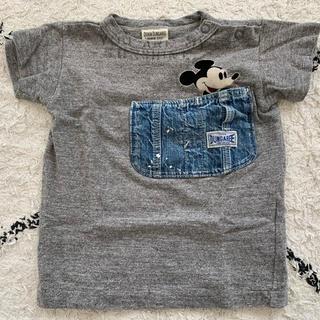 デニムダンガリー(DENIM DUNGAREE)のデニムダンガリー ミッキーT(Tシャツ/カットソー)