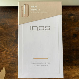 アイコス(IQOS)のアイコス3 iQOS3 本体セット 新品未開封(タバコグッズ)