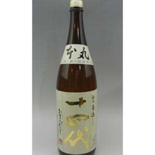 2019年3月詰 十四代 本丸 6本セット(日本酒)