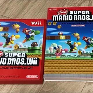 ウィー(Wii)のスーパーマリオブラザースwii(家庭用ゲームソフト)