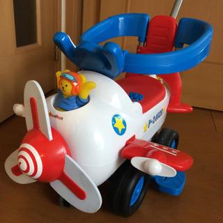 飛行機 三輪車(三輪車)