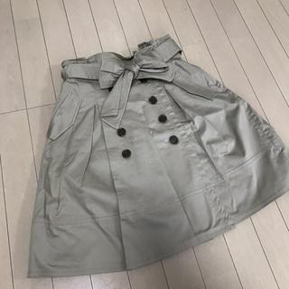 アプワイザーリッシェ(Apuweiser-riche)のApuweiser-riche スカート(ひざ丈スカート)