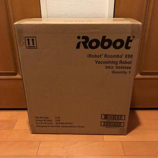 アイロボット(iRobot)の新品ルンバ890国内正規品(掃除機)