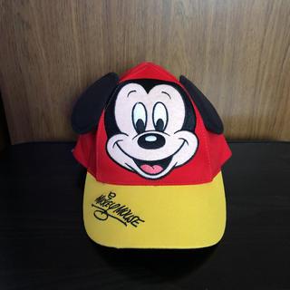 ディズニー(Disney)の香港ディズニーランド  ミッキー  キャップ  帽子(帽子)