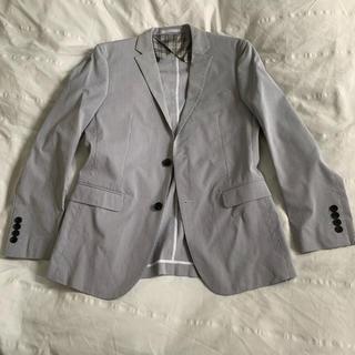 バーバリーブラックレーベル(BURBERRY BLACK LABEL)の[新品] 春夏物 ジャケット バーバリーブラックレーベル(スーツジャケット)