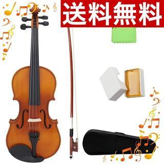 【初心者向け】アコースティック バイオリン 入門セット(ヴァイオリン)