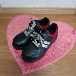 ミドリアンゼン(ミドリ安全)の【新品未使用品】耐油靴 23.5cm 仕事用 作業用(レインブーツ/長靴)