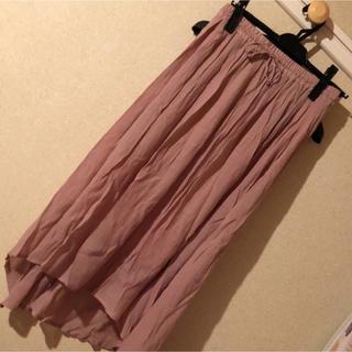 しまむら - シフォンスカート