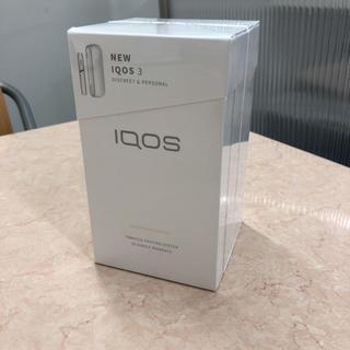 アイコス(IQOS)の iQOS3 アイコス3 新品未使用 未登録(タバコグッズ)