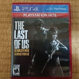 ソニー(SONY)の【超美品】 THE LAST OF US (PS4:北米版)(家庭用ゲームソフト)