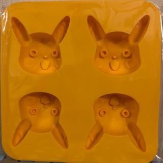 ポケモン(ポケモン)のシリコン型 ピカチュウ(調理道具/製菓道具)