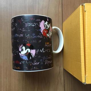 フランフラン(Francfranc)のフランフラン★未使用 お湯で柄が変わる ミニー マジックマグカップ (マグカップ)