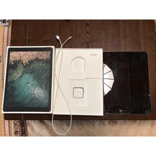 アイパッド(iPad)のiPad pro 12.9 2世代 256gb 画面割れ(タブレット)