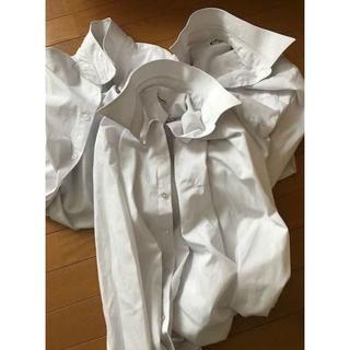 学生服 ワイシャツ 長袖 カンコー 165 1枚(ブラウス)