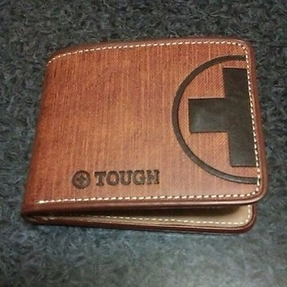 タフ(TOUGH)のメンズ 財布(折り財布)