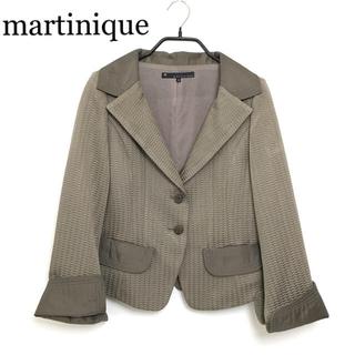 マルティニークルコント(martinique Le Conte)のマルティニーク ジャケット(テーラードジャケット)