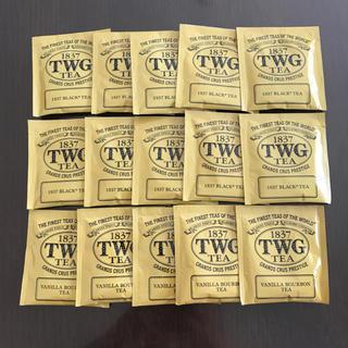 TWG TEA 2 種 15袋(茶)