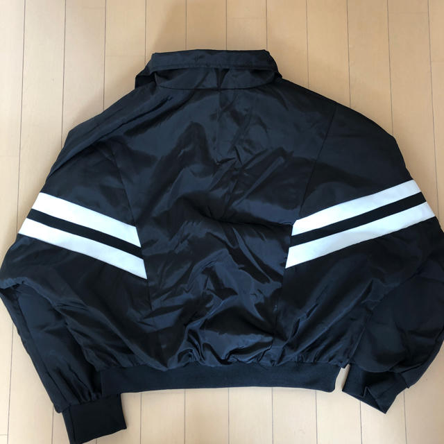 GRL(グレイル)のラインナイロンブルゾン メンズのジャケット/アウター(ナイロンジャケット)の商品写真