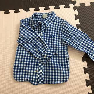 mou jon jon - mou jonjon チェックシャツ