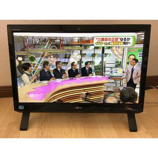 富士通 - FH56/SD 3波TV 21.5型 i7-3632 8G 2T Win10