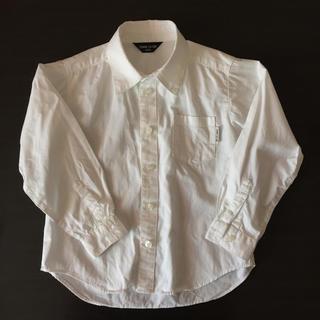 コムサイズム(COMME CA ISM)のコムサ ワイシャツ 100(ブラウス)