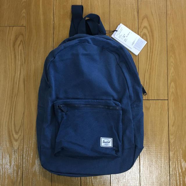 HERSCHEL(ハーシェル)のHerschel リュック タグ付き未使用美品 レディースのバッグ(リュック/バックパック)の商品写真