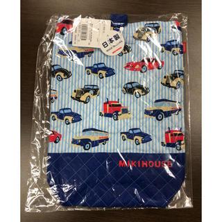 ミキハウス(mikihouse)の(新品)ミキハウス日本製上履き袋(シューズバッグ)