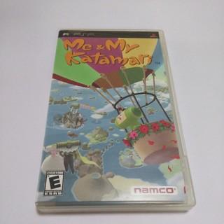 プレイステーションポータブル(PlayStation Portable)のPSP 北米版 僕の私の塊魂(携帯用ゲームソフト)
