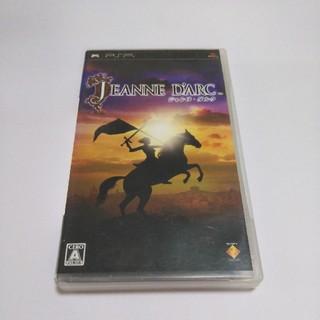 プレイステーションポータブル(PlayStation Portable)のPSP ジャンヌ・ダルク(携帯用ゲームソフト)