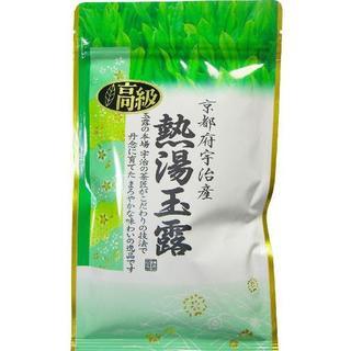 熱湯玉露-京都府宇治産のかぶせ玉露100g 1袋(茶)
